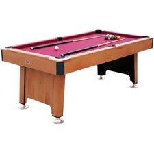 Fairfaxt 7' Pool Table with Ball Return