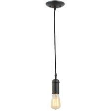 Vintage Edison 1 Light Mini Pendant