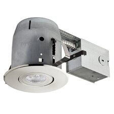 "LED Swivel Spotlight 4"" Recessed Kit"