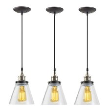 1 Light Mini Pendant (Set of 3)