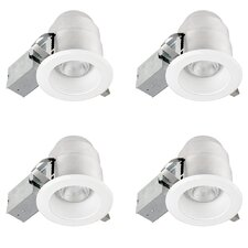 "Regressed Round 5"" Recessed Lighting Kit"