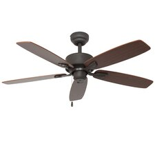 """52"""" Tyndale 5 Blade Indoor Ceiling Fan with Remote"""