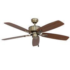 """52"""" Northport 5 Blade Indoor Ceiling Fan with Remote"""