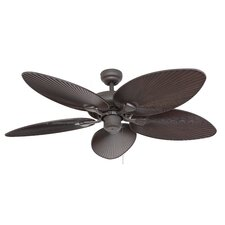 """52"""" Pelican Cove 5 Blade Indoor Ceiling Fan with Remote"""