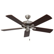 """52"""" Rockhampton 5 Blade Indoor Ceiling Fan"""