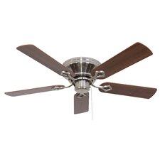 """52"""" Rialto 5 Blade Indoor Ceiling Fan"""