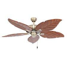 "52"" St. Rose 5 Blade Indoor Ceiling Fan"