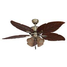 "52"" St. Marks 4 Light 5 Blade Ceiling Fan"