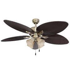 "52"" Palmira 4 Light 5 Blade Ceiling Fan"