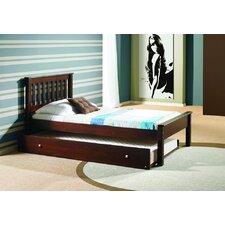 Contempo Full Panel Bed