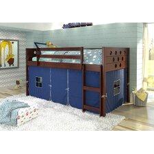 Circles Twin Loft Bed