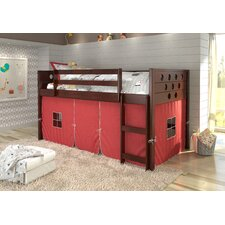 Circles Twin Loft Bed
