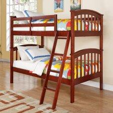 Columbia Twin Slat Bunk Bed