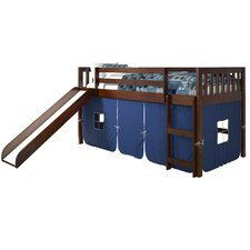 Mission Twin Low Loft Bed