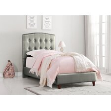 Princess Panel Bed