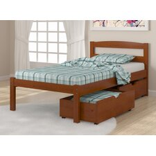 Econo Full/Double Storage Platform Bed