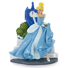Disney Princess Cinderella with Clock Tower Ornament