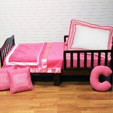 Simplicity 4 Piece Toddler Bedding Set