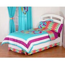 Terrific Tie Dye Comforter Collection