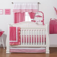Simplicity Crib 3 Piece Crib Bedding Set