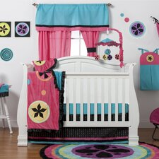 Magical Michayla 3 Piece Crib Bedding Set