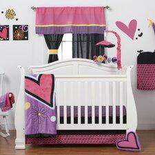Sassy Shaylee 3 Piece Crib Bedding Set