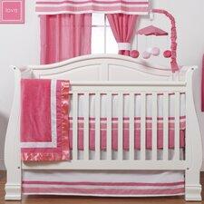 Simplicity 4 Piece Crib Bedding Set