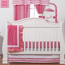 Simplicity 3 Piece Crib Bedding Set