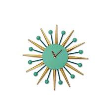 "Midtown 16"" Mod Wall Clock"