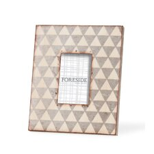 Printed Galvanized Geo Picture Frame