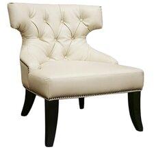 Baxton Studio Leather Chair