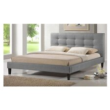 Quincy Upholstered Panel Bed