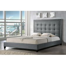 Hirst Upholstered Panel Bed