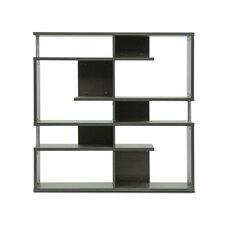 "Baxton Studio Kessler 47.25"" Cube Unit Bookcase"