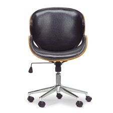 Baxton Studio Task Chair with Arms