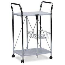 Baxton Studio Serving Cart