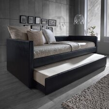 Baxton Studio Twin Upholstered Platform Bed