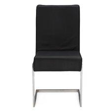 Baxton Studio Toulan Parsons Chair (Set of 2)