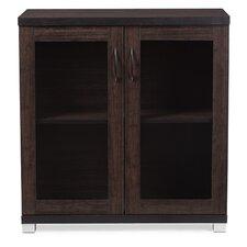 Baxton Studio Zentra Accent Cabinet