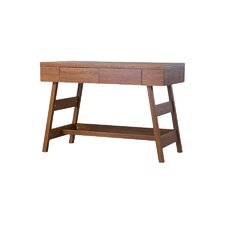 Baxton Studio Trapezo Writing Desk