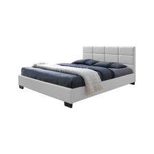 Baxton Studio Full Upholstered Platform Bed