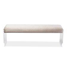 Baxton Studio Hildon Upholstered Bench