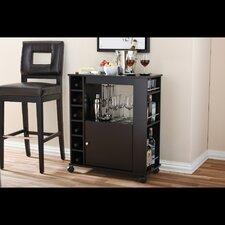Baxton Studio Bar Cabinet