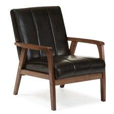 Nikko Mid-Century Modern Scandinavian Lounge Chair