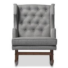 Baxton Studio Rocking Chair