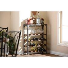 Dunedin Baxton Studio 20 Bottle Floor Wine Rack