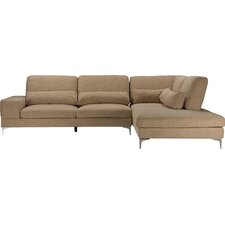 Baxton Studio Sonia Sectional