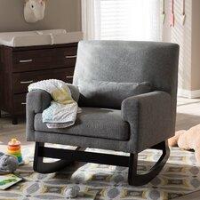 Baxton Studio Imperium Rocking Chair