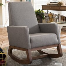 Baxton Studio Rocking Chair