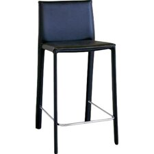 "Baxton Studio Ferdinand 25.5"" Bar Stool (Set of 2)"